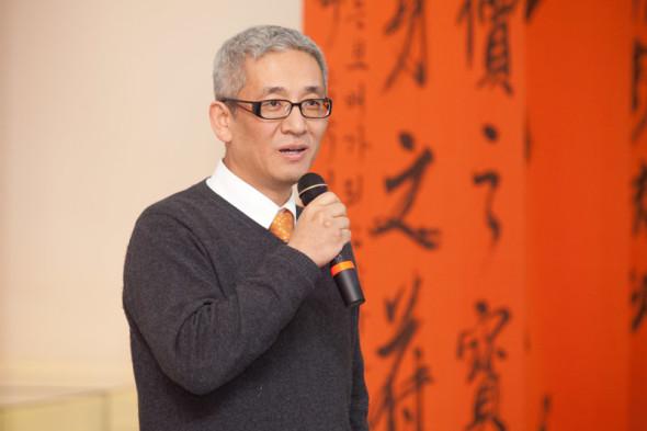 金荣基大师班