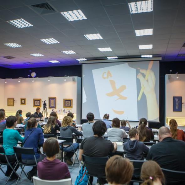 Интерактивный мастер-класс по японской каллиграфии