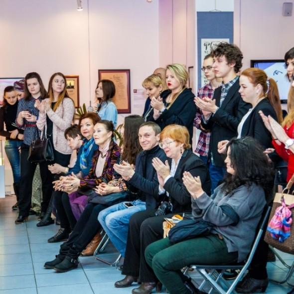 Aрт-выставка «Россия-Азия»
