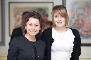 Открытие персональной выставки работ В.В. Шаповалова «Каллиграфия, вода и случай»