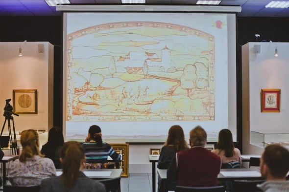 Мастер-класс «Искусство витражной мозаики»