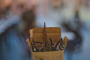 Sharp-pointed Nib Pen Sunday Masterclass