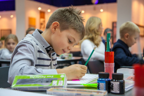 国立书法艺术学校儿童班课程