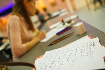 Курсы по каллиграфии для взрослых