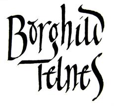 Borghild  Telnes