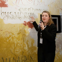 Mystery of the World of Calligraphy exhibition
