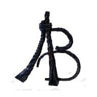 Буквы из металла - Прикладная каллиграфия