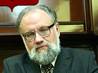Vladimir Churov, Chairman of the Central Election Commission  commented on the International Exhibition of Calligraphy