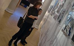 Царь-мезузу представит музей каллиграфии в честь своей первой годовщины