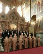 Chamber Choir of the Smolny Cathedral