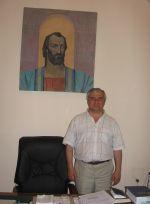 Grachya Tarmazyan. Director of Matenadaran
