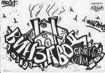 Граффити винзавод
