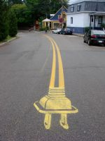 Граффити и трафареты - Stencil art