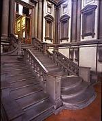 Biblioteca Medicea Laurenziana in Florence