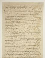 The 15th century. Enfeoffment and giving patent
