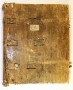 XII век. Евангелие Апракос