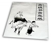 Инструменты каллиграфа Бумага