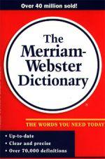 Словарь Мэрриам-Уэбстера - определения каллиграфии