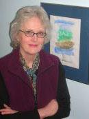 Синтия Рудольф - американский каллиграф