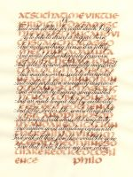 Sheakspeare's sonnet - аamerican calligraphy