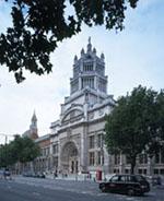 Музеи каллиграфии: Victoria and Albert Gallery