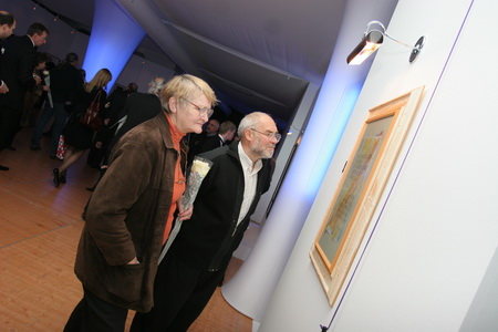 At last! The II International Exhibition of Calligraphy opened in the Sokolniki Museum-Educational Complex