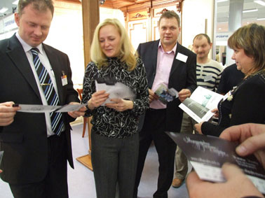 The RF regions grow interested in calligraphy