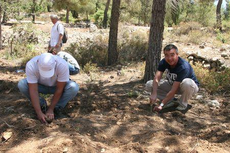 Команда проекта в Израиле