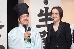 27—28 марта 2011 г. Дни корейской письменности. Мастер-класс по иероглифическому письму, корейская слоговая азбука
