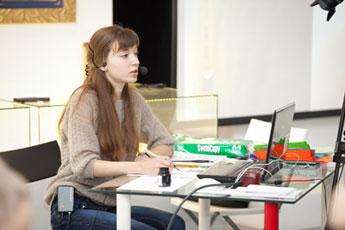 4 ноября 2012 г. Мастер-классы на Международной выставке каллиграфии