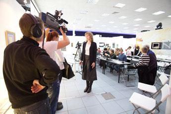 11 ноября 2012 г. Воскресные мастер-классы по каллиграфии