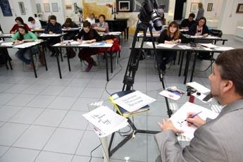 Итоги осени в Школе каллиграфии