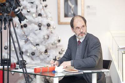 December 2, 2012. Slavic Writing and Graphology
