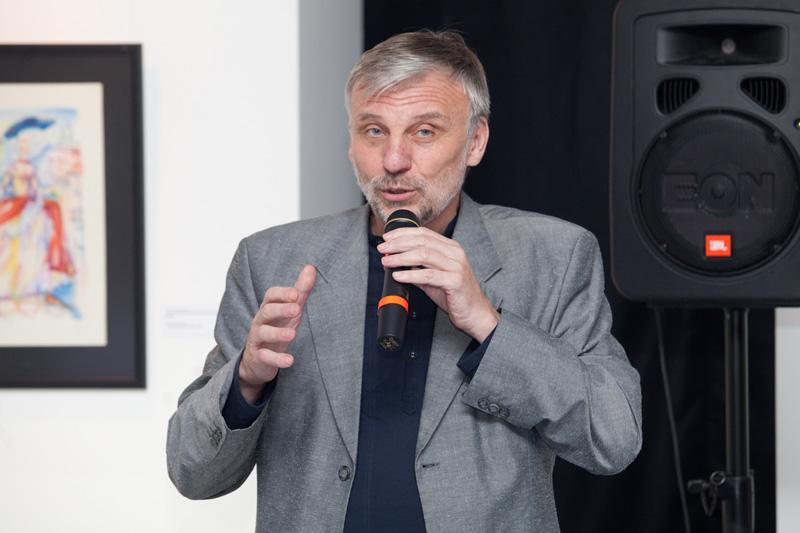 Vitaly Shapovalov Exhibition