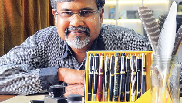 Bengaluru City's Mr. Write Opens Calligraphy Museum