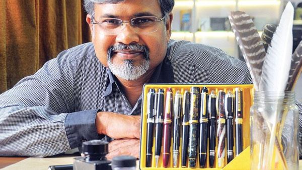 Bengaluru City's Mr. Write Opens Calligraphy Museum