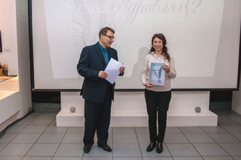 New graduation at the National School of Calligraphy
