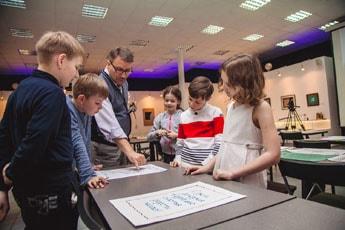 Презентация курса каллиграфии для детей
