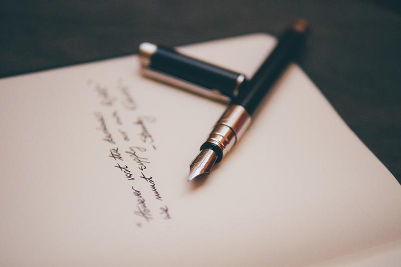 День ручного письма отмечается 23 января