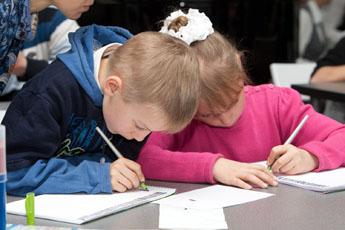 Скидки на осенние курсы Национальной школы искусства красивого письма
