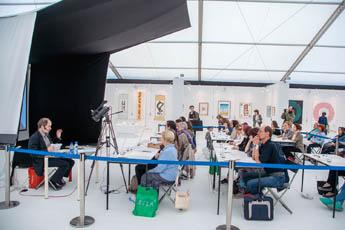 Заключительный день работы Международной выставки каллиграфии