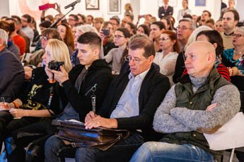 Sergey Savelyev's Calligraphy and Brain lecture caused a sensation