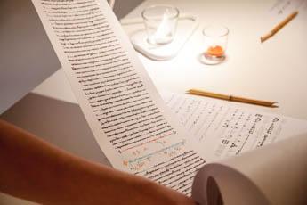 Мастер-класс Кирилла Тарханова «Каллиграфия на Шелковом пути – Манихейское письмо»