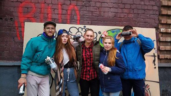 В Ярославле стартовал проект «Уличный штрих»