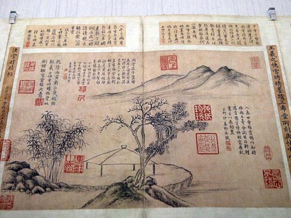 Выставка объектов национального достояния открылась в Тайбэе