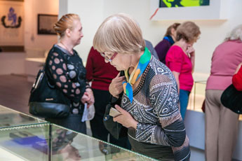 Приглашаем посетить музей каллиграфии в праздничные дни