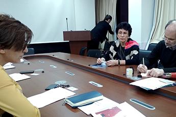 Museum representatives visited one of key Russian universities