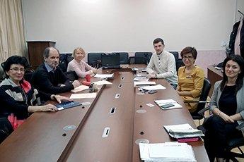 Представители музея посетили один из главных ВУЗов страны