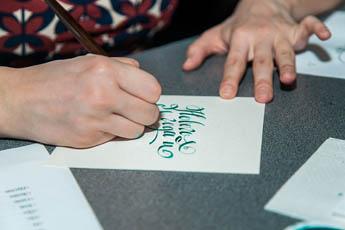 Национальная школа искусства красивого письма подвела итоги