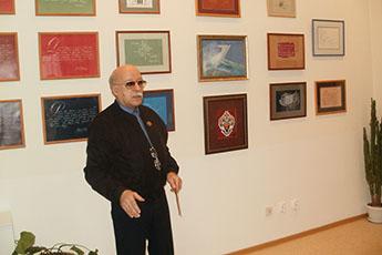 В Ярославле прошла выставка «Торжество русской каллиграфии – 2018»